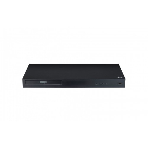 -DVD -Player -3D -Blu-ray -LG- UBK80-