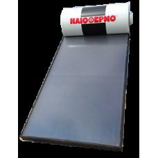 ΗΛΙΑΚΟ -ΘΕΡΜΟΣΙΦΩΝΟ -ΗΛΙΟΘΕΡΜΟ- ECO- 200-1-S260 -200Λιτ-.Επιλεκτικο-2,64m²-