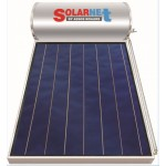 ΗΛΙΑΚΟ- ΘΕΡΜΟΣΙΦΩΝΟ -SOLARNET -SOL -160- 2.5m2 -Επιλεκτικος -Διπλής- Ενέργειας -
